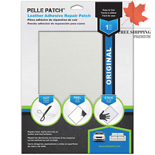 - Leather & Vinyl Adhesive Repair Patch - 25 Colors Available - Original 8x11...