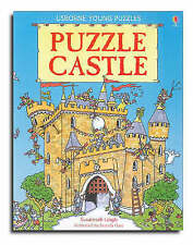 """""""AS NEW"""" Puzzle Castle: English Heritage Edition (Young Puzzles), Haw, Brenda, L"""