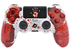 """""""BLOODY HANDS"""" PS4 RAPID FIRE MODDED CONTROLLER FOR COD BO3 IW DESTINY & MORE"""