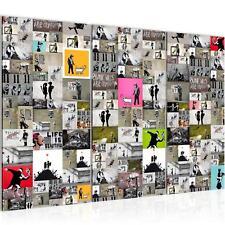 Deko Bilder Drucke Auf Leinwand Mit Graffiti Mehrteilige Günstig