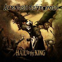T1624 20x30 24x36 Silk Poster Avenged Sevenfold Metal band Art Print