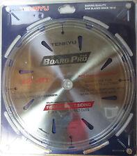 """TENRYU BP-80508 BOARD-PRO PLUS CIRCULAR BLADE for FIBER-CEMENT SIDING 1"""" ARBOR"""