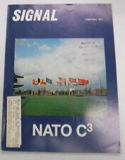 Signal Magazine Nato C3 February 1977 071415R