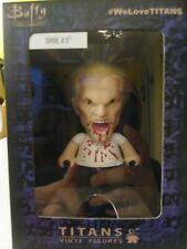 """Buffy The Vampire Slayer Spike Horror 4.5"""" Figure Titans Vinyl Figure"""