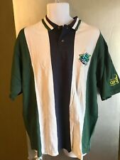Vintage All Sport Body Quencher Polo Shirt XL Rare Find