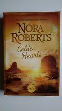 Golden Hearts von Nora Roberts (2014, TB) 2 Romane in 1 Band Liebesroman WIE NEU