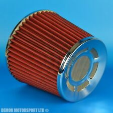 Universal Performance Air Filter Red Finish For Induction Kit (P/N 39055)