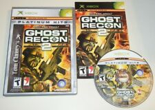 Tom Clancy's Ghost Recon 2 PH COMPLETE GAME for your original XBOX system VG