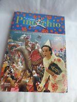 Carlo Collodi Pinocchio Movie Book Story  Roberto Benigni Bedtime Italian Book