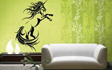 Wall Stickers Vinyl Decal Unicorn Fantasy Mythical Animal Wall Decor  ig007