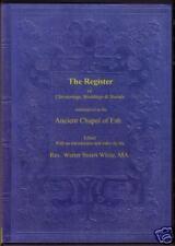 Genealogy - Esh Parish Registers (Co. Durham)