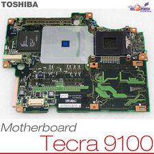 Sistema BOARD TOSHIBA TECRA 9100 Series p000363500 Notebook Laptop scheda madre 063