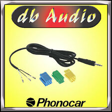 Phonocar 4/107 Ingresso Line AUX in ALFA Spider Connettore Autoradio Radio Mp3