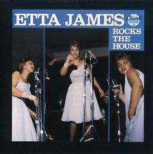 Rocks The House - Etta James (1992, CD NUOVO)
