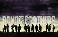 Band Of Brothers poster print : 11 x 17 inches (Style a)