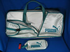 True vintage PUMA tennis gym bag / Original vintage PUMA Tennis Sport Tasche
