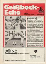BL 81/82 1. FC Köln - Borussia Mönchengladbach