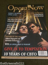 OPERA NOW - 10 YEARS OF CBTO - JULY 1997