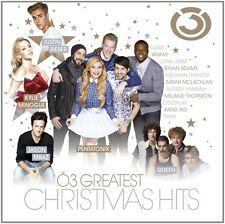 Ö3 GREATEST CHRISTMAS HITS +JUSTIN BIEBER, KYLIE MINOGUE, QUEEN   CD NEU