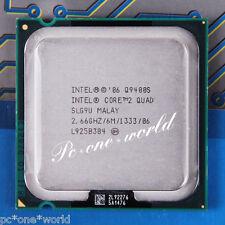 100% OK SLG9U Intel Core 2 Quad Q9400S 2.66 GHz Dual-Core Processor CPU LGA 775