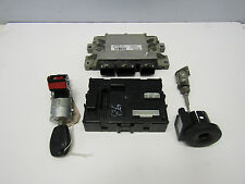 RENAULT CLIO MK3 05-09 ECU KIT (1.2l 16v Petrol D4F740) 8200522357         #0214
