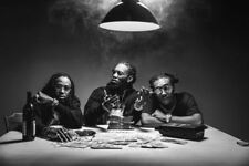 "Mx21123 Migos - American Hip Hop Rappers Music Star 21""x14"" Poster"