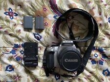 Canon EOS Rebel XT/EOS 350D 8MP Digital Camera EF-S 18-55mm Lens