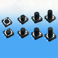 Tactile Button Switch SMD 12x12x4.3mm to 12x12x16mm Small Micro Momentary Push