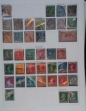 French Lot of Stamps from 1870-1926