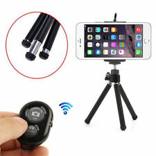 KIT SELFIE TELECOMANDO BLUETOOTH + TREPPIEDI CAVALLETTO PER APPLE IPHONE 6S 4.7