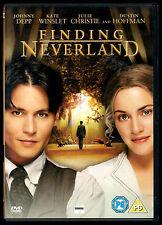 Finding Neverland (DVD 2005) Rating PG