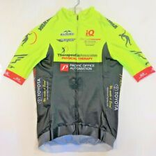 CYCLING SHORT SLEEVE JERSEY Men's Small Team TAI Made in Italy by GSG