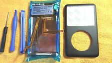 iPod classic 6th 80GB Black back cover front case Rebuild kit