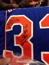 MATT HARVEY SIGNED 2013 ALL STAR NY METS AUTHENTIC JERSEY INSCRIBED 1st ALL STAR