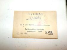National Cash Register NOS RIBBON NCR