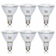 75W Replacement 60PAR30//FL 120V 60 Watt High Output 120 Volt Halogen Light Bulbs KOR No Model PAR30 Flood Short Neck Pack Of 6