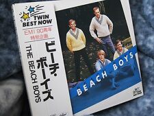 "BEACH BOYS JAPAN CD ""TWIN BEST NOW""  used STEREO/MONO DOUBLE CD"