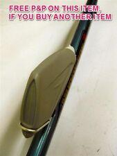SHIMANO AX / OGK TYPE AERODYNAMIC AERO TT WATER BOTTLE & CAGE VINTAGE NOS GREY