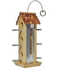 Perky-Pet 50171 Tin Jay Bird Feeder, Wood, 2 Lb