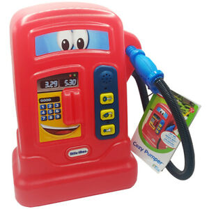 Little Tikes Cozy Pumper Interactive Toy Petrol Pump with Sound Ages 3+