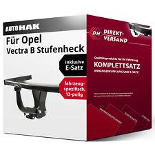 AHK starr Für Opel Vectra B Caravan 96//03 13p E-Satz mit Blinküberwachung
