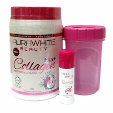 Aura White Beauty Plus Collagen Anti Aging Skin Whitening Women Health