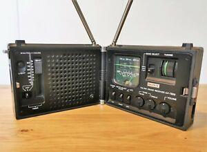 Sony ICF-7800 vintage radio