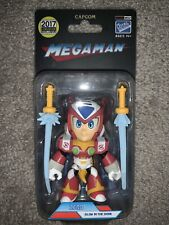 The Loyal Subjects Megaman Sdcc 2017 Excl Glow In The Dark Mega Man Zero GITD