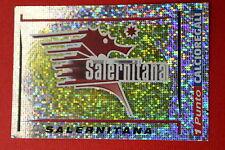Panini Calciatori 1998/99 n. 300 SALERNITANA SCUDETTO DA EDICOLA CON VELINA