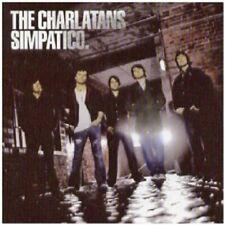 THE CHARLATANS - SIMPATICO  CD  11 TRACKS INDEPENDENT ROCK  NEU