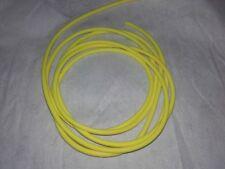 Tube a anguillon caoutchouc normand stabilo jaune fluo Ø2x3 ou Ø3x4