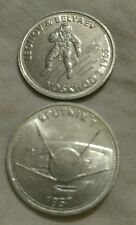 X2 SHELL COIN TOKEN LO SPUTNIK 7 e LEONOV & A.