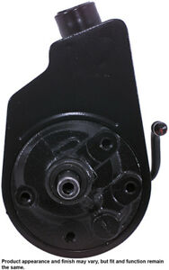 Remanufactured Power Strg Pump With Reservoir 20-8704F Carquest