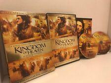 Kingdom of Heaven (DVD, 2006, 2 Disc Set, Full Screen)